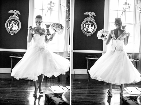 An Audrey Hepburn Inspired Modern Day Wedding With A