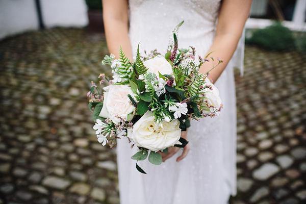 Pronovias Real Wedding Inspiration: A Magical Woodland Inspired Wedding In Scotland