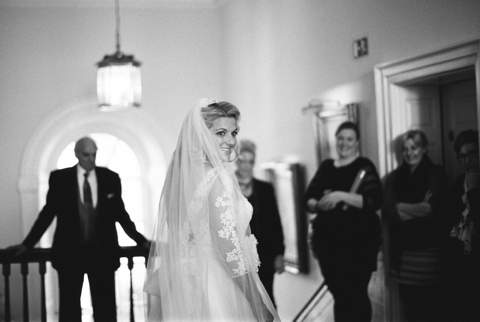 Old School Hollywood Glamour The Breathtaking Wedding Of