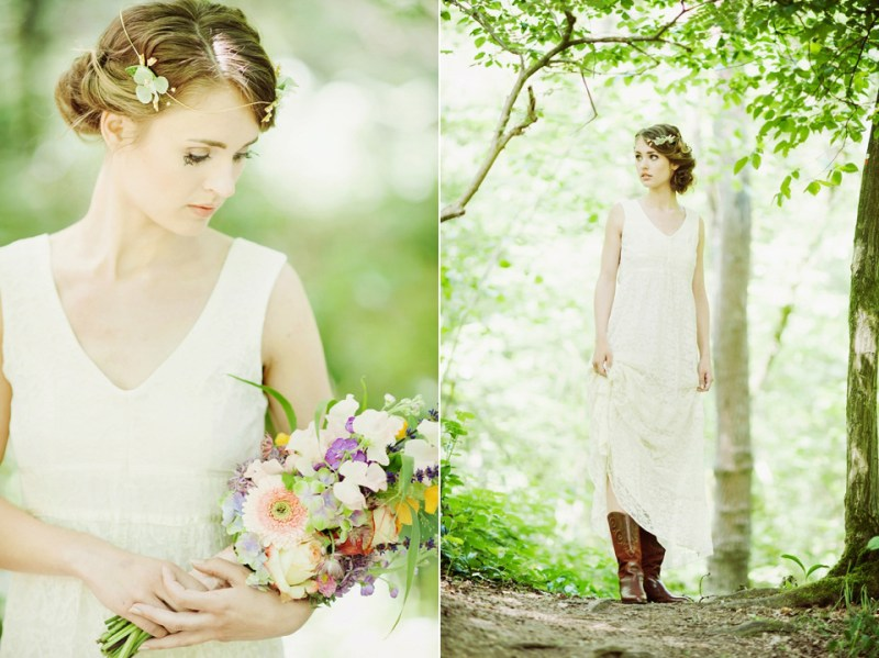 1950s, 1960s And 1970s Vintage Wedding Dress Elegance With