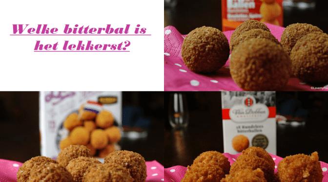 Smaaktest: De lekkerste bitterballen