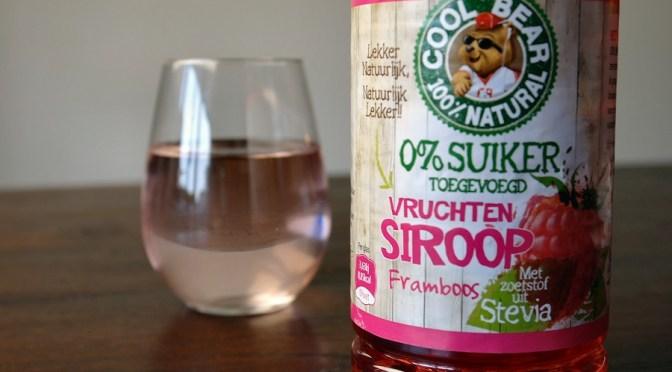 Smaaktest: Cool Bear vruchtensiroop