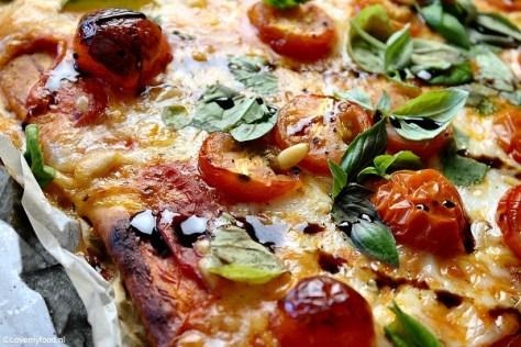 pizza caprese 5
