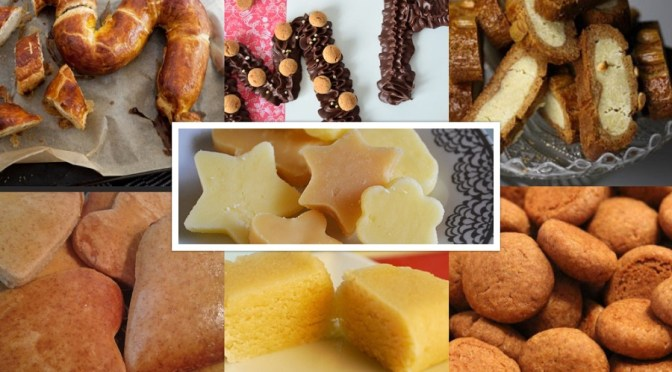 LMF's favorites: 7 x traditionele Sinterklaas recepten