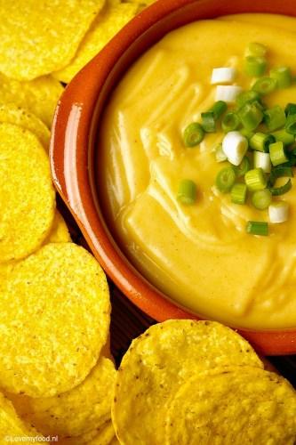 Nacho cheese dip 2