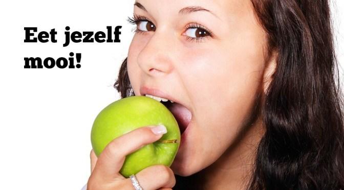 Eet jezelf mooi: tips voor een mooiere huid door de juiste voeding