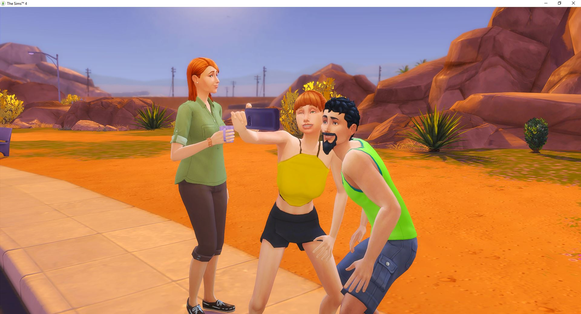2019-01-20 20_31_53-The Sims™ 4