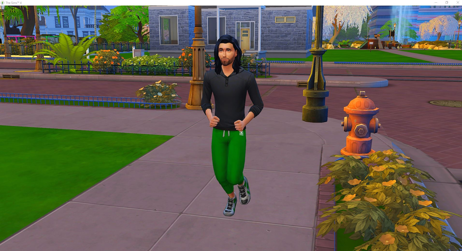 2019-01-08 19_05_35-The Sims™ 4