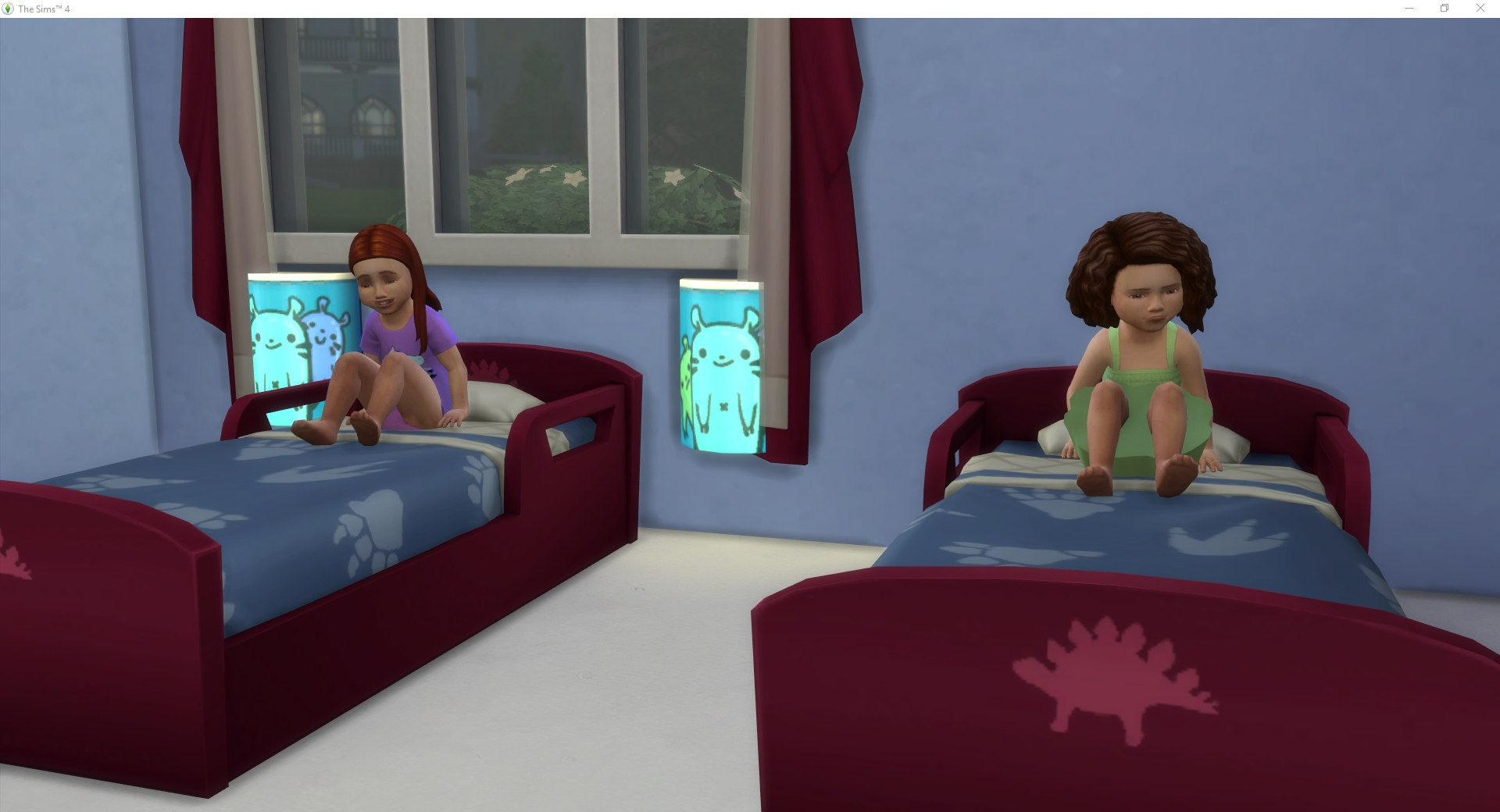 Masterful Sims: Toddler Goals | Love My Sims