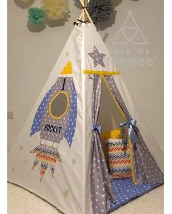 rocket teepee