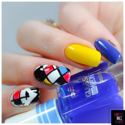 Mondrian - MoYou Artist10