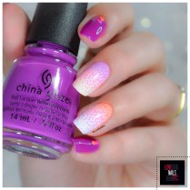 40 Great Nail Art Ideas - Neons + embellished 3d