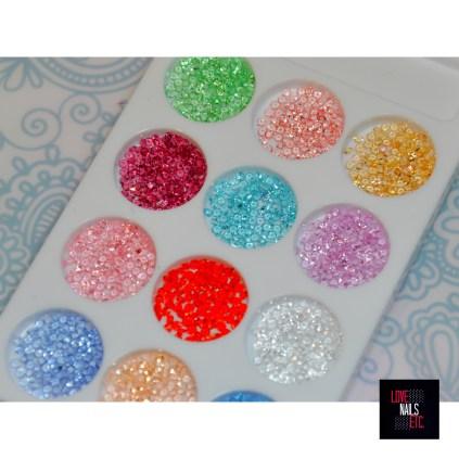 Bling-bling nail art - Revue néejolie - Love Nails Etc3