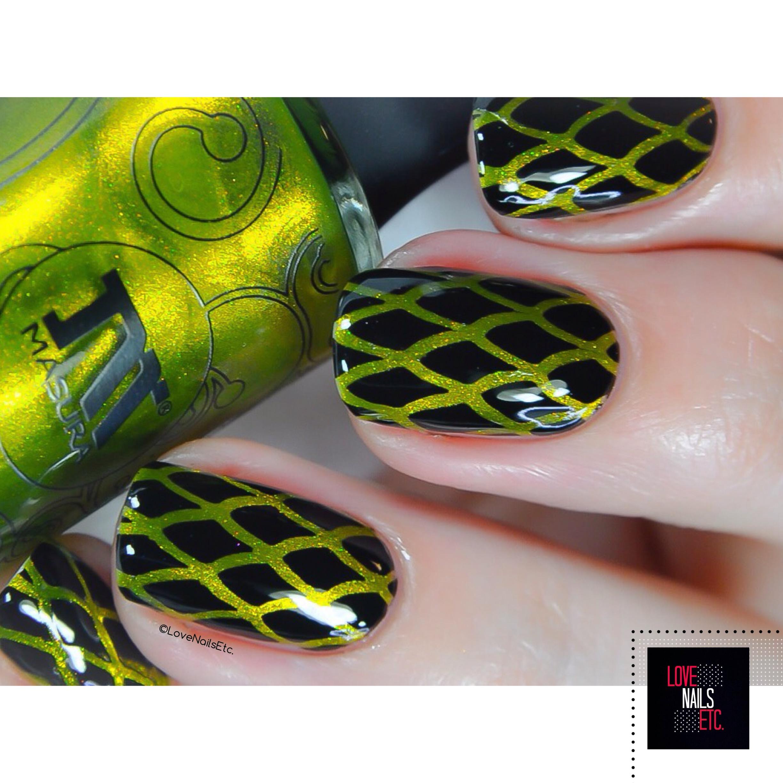 Nail Art – Focus sur les pochoirs nail art