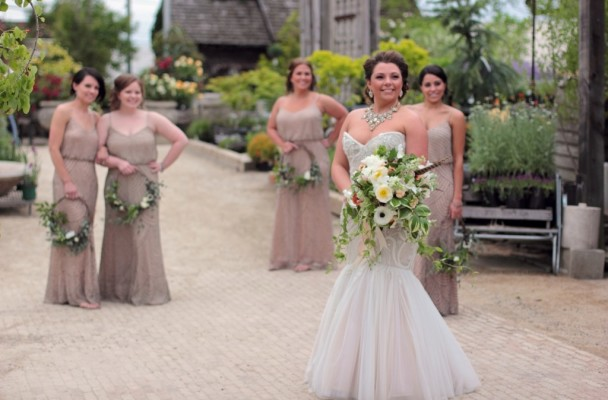 Real Wedding :: Amanda & Anthony