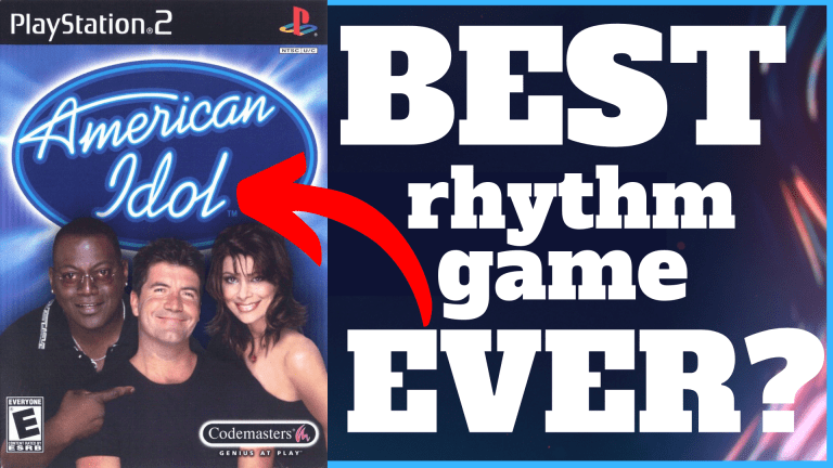 is american idol ps2 the best rhythm game ever
