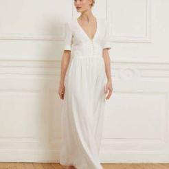 robe mila tenue de cérémonie ETAM