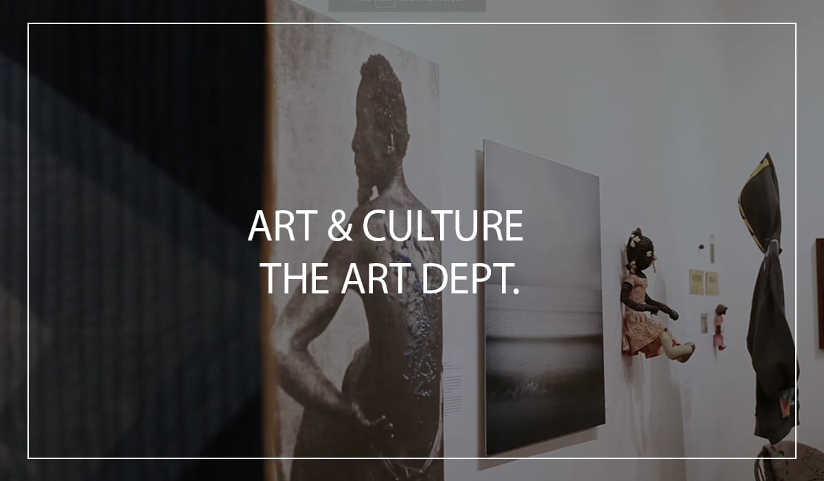 Art & Culture - The Art Dept