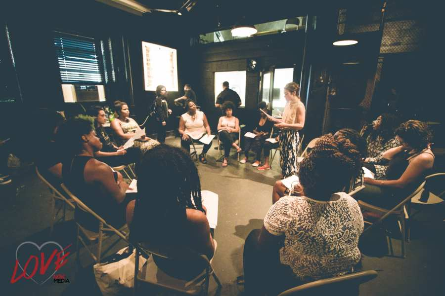 Love Now Media's Love & Justice Storytelling Workshop