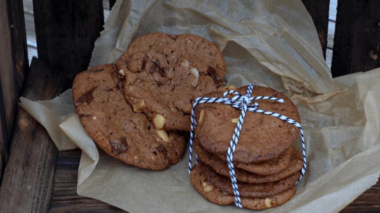 Schoko – Paranuss – Cookies
