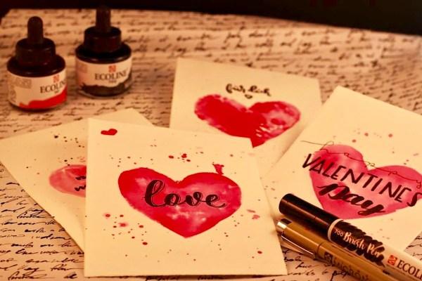 Happy Valentines Tag – Werbung –