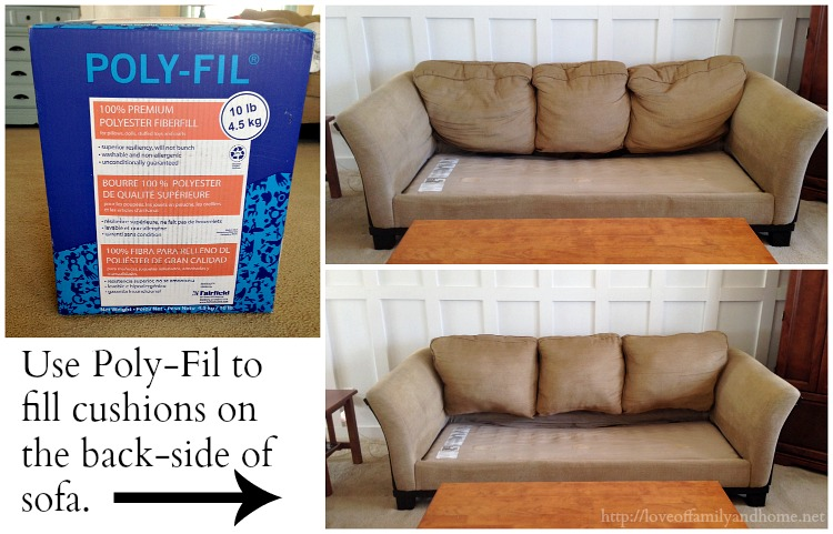 Easy Inexpensive Saggy Couch Solutions Diy Makeover & can you put microfiber sofa covers in the dryer | Nrtradiant.com pillowsntoast.com