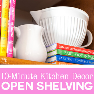 10-Minute-Kitchen-Decorating-Idea