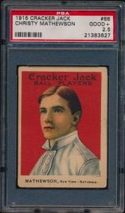 1915 CJ Mathewson Front