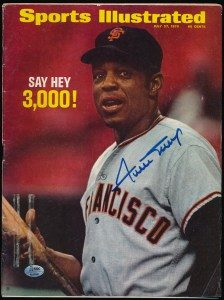 Willie Mays A
