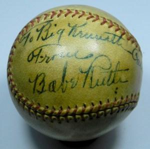 Babe Ruth Ball 4