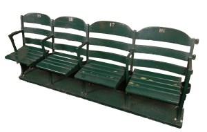 Tiger Stadium Reserved Seat Row of 4