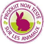label produit non testé sur les animaux