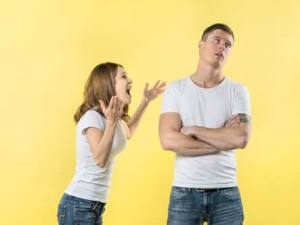 How to curb a nagging attitude