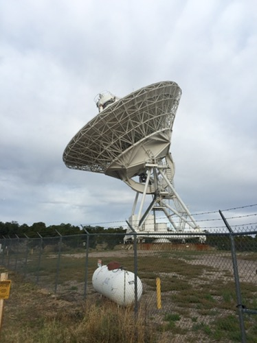 VLA Dish near Pie Town, NM