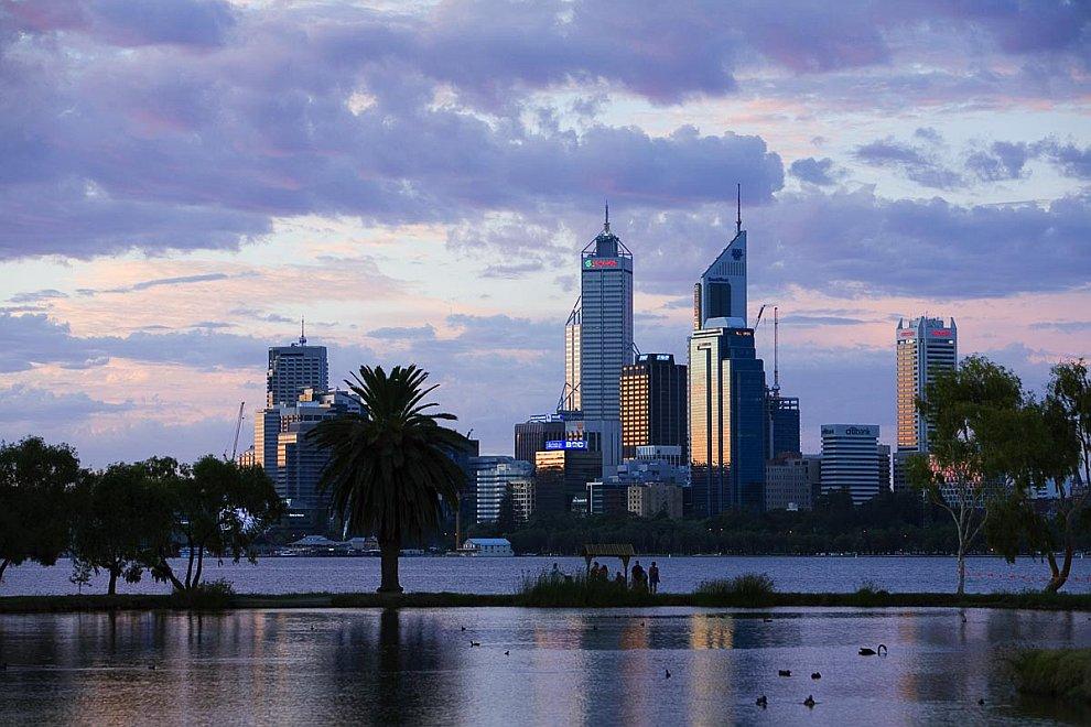 Juhoafrickej datovania v Perth