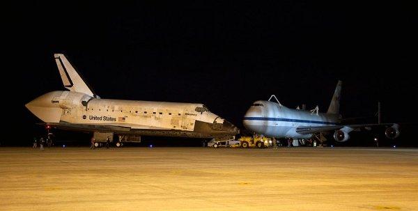 Прощальный полет шаттла 171Дискавери187