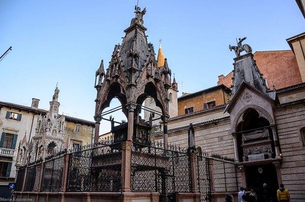 Верона - город в котором живет Любовь. Обсуждение на ...