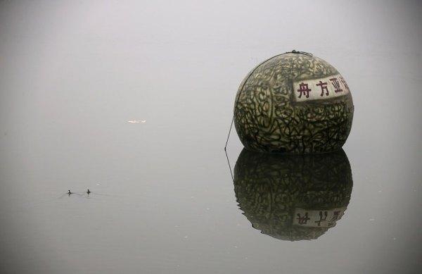 На случай цунами и наводнений изобретатель из Китая Лю ...