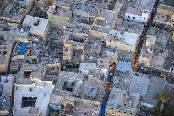 Ливия с высоты птичьего полета
