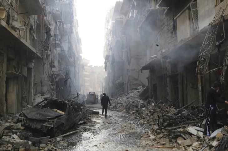 Сирия: 3 года войны