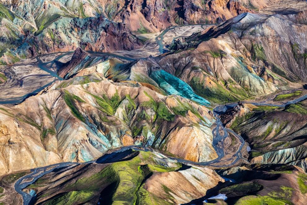 Инопланетные пейзажи Исландии