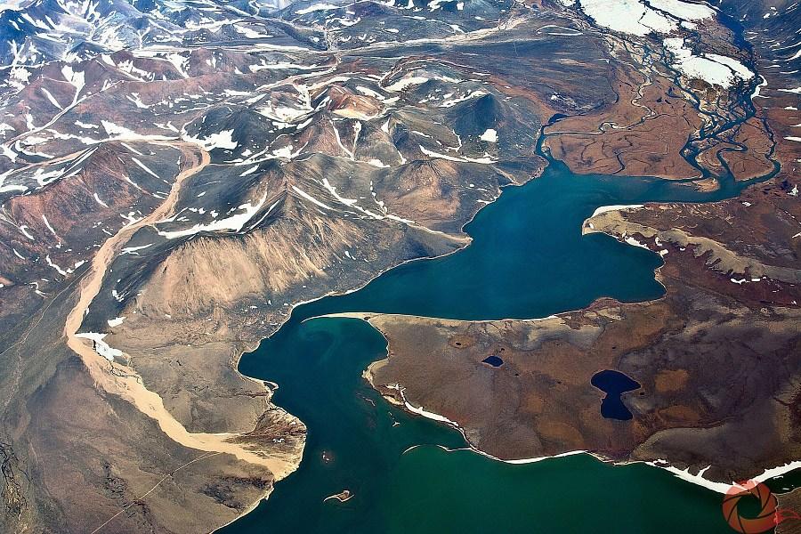 Устье реки Чевтакан