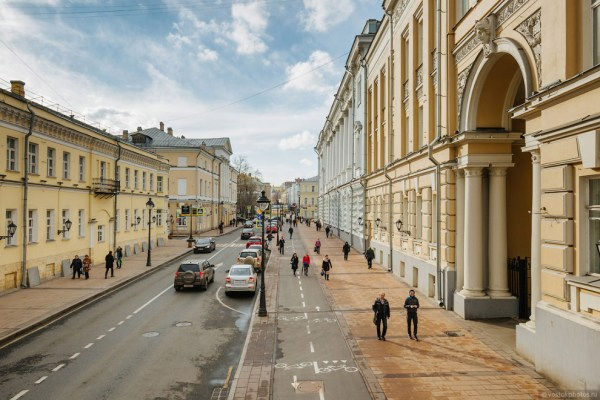 Фото Улицы Москва