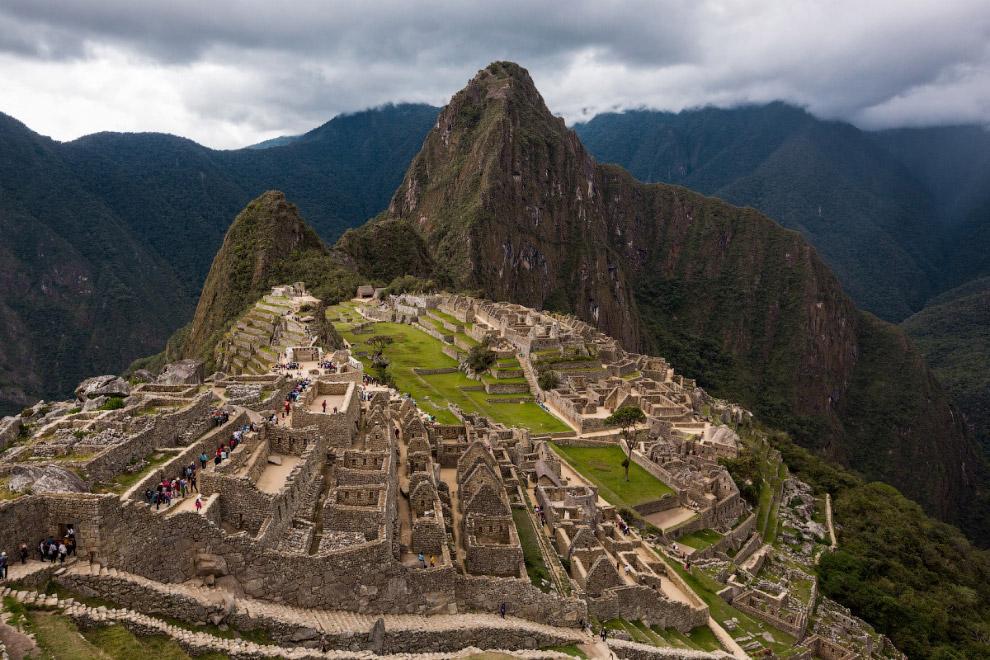 Мачу-Пикчу — таинственный город инков, построенный в середине XV векаМачу-Пикчу — таинственный город инков, построенный в середине XV века