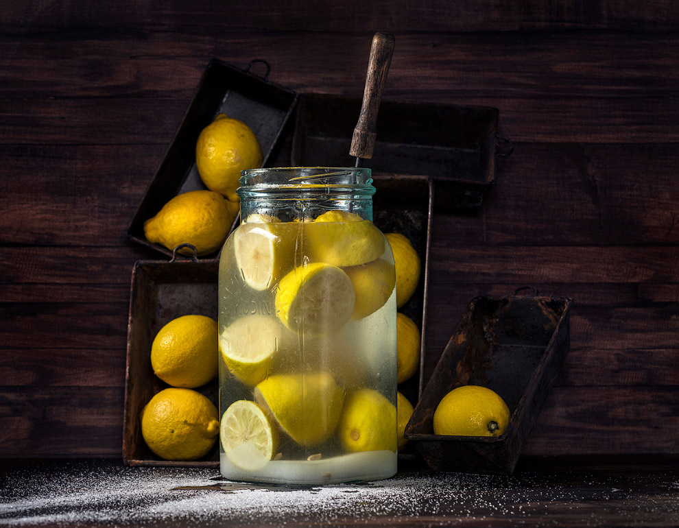 Финляндия: лимонный напиток