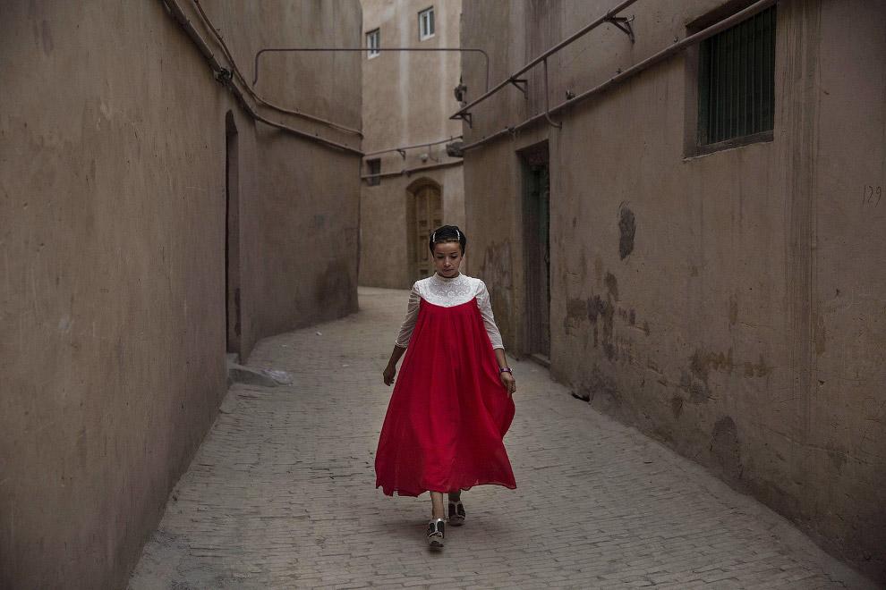 Уйгурская мода