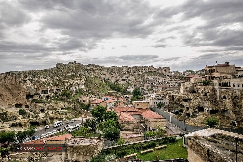 Турецкий город Ургуп