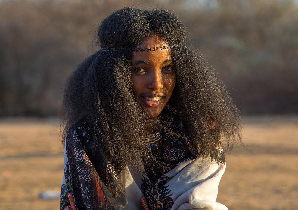 Колоритный народ племени Борана