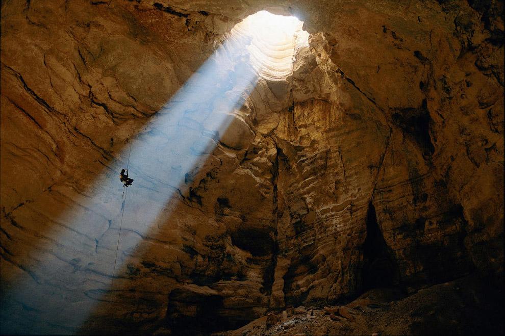 caverna Krubera caverna (Voronyya)