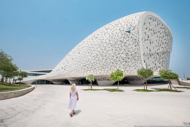 Самая необычная мечеть в мире